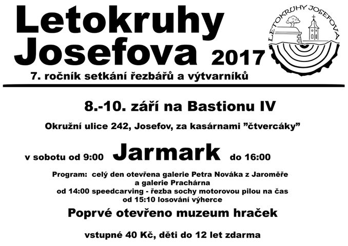 Letokruhy Josefova 2017 2