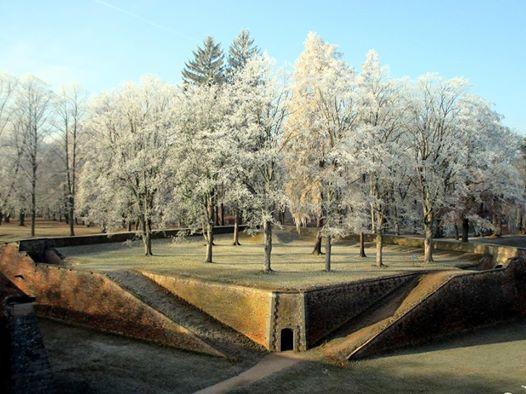 Zavírání pevnosti Josefov - ukončení turistické sezony 1