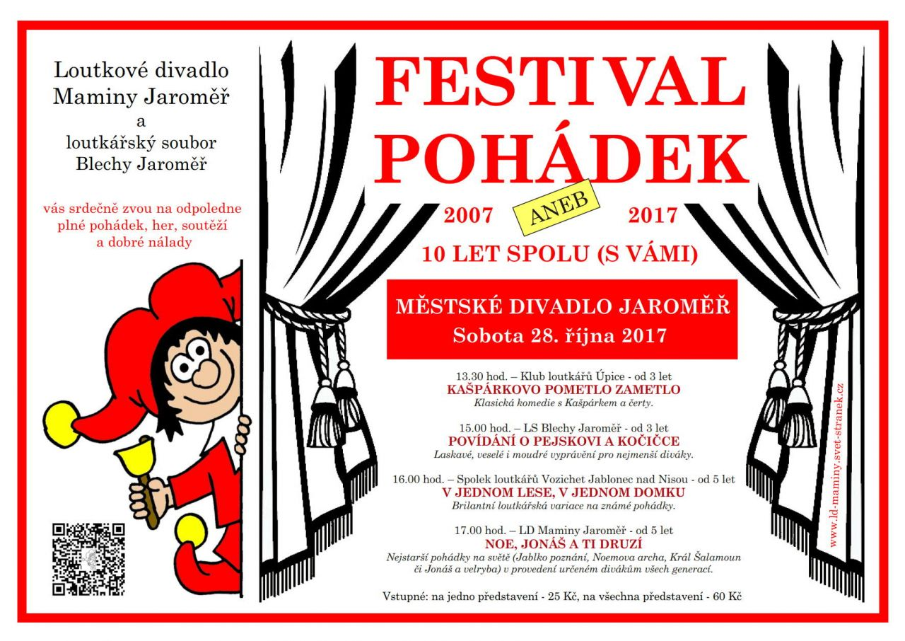 Festival pohádek 1